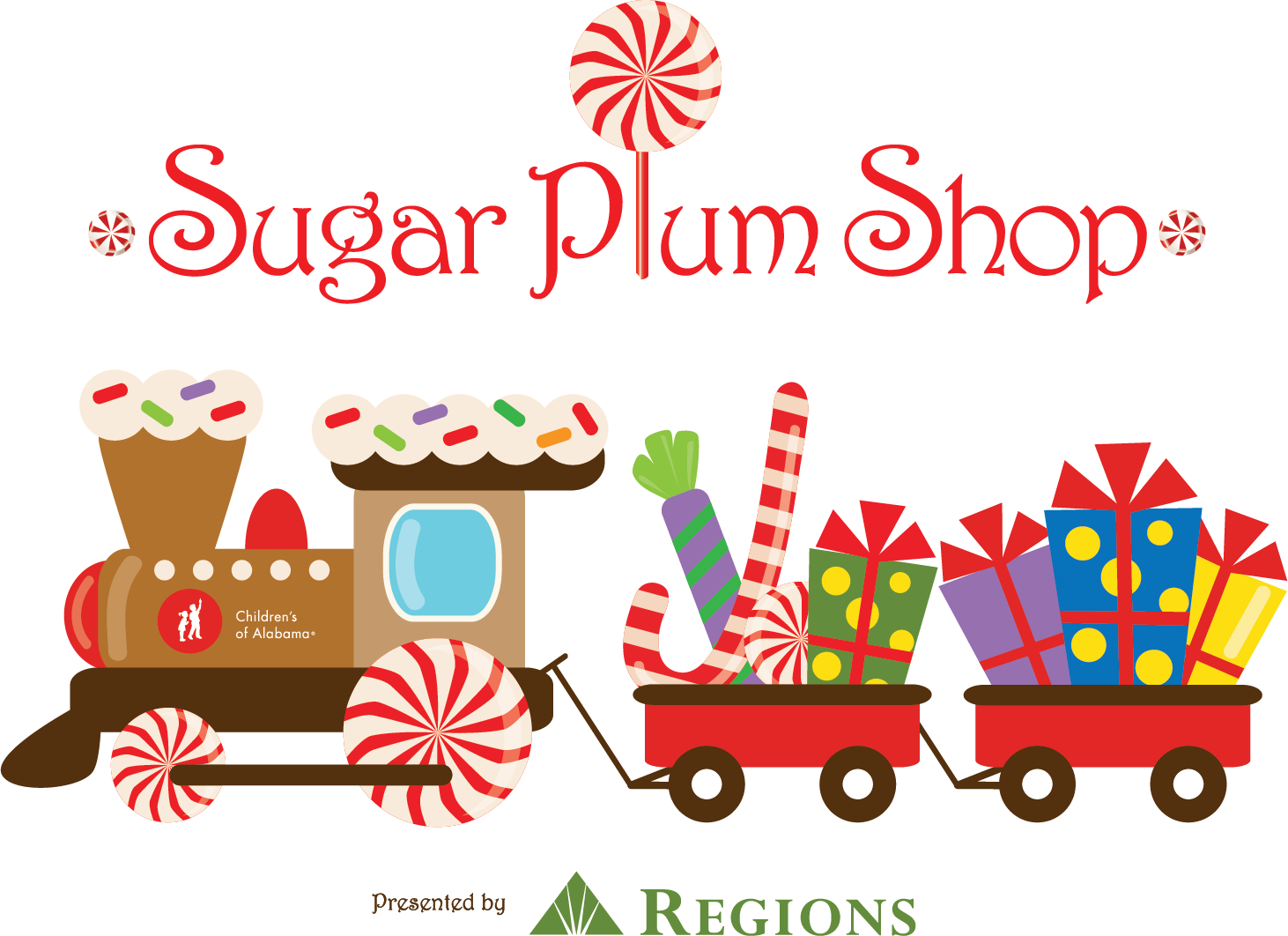 Sugar Plum Shop at Children's of Alabama